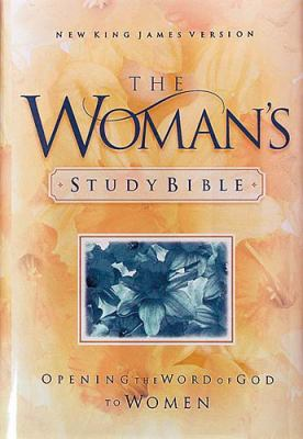 The Woman's Study Bible: Opening the Word of God to Women 9780785256410