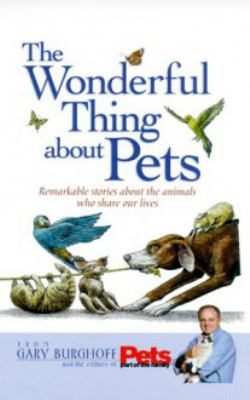 The Wonderful Thing about Pets 9780786228096