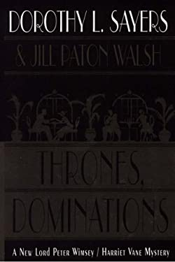 Thrones and Dominations 9780783884387