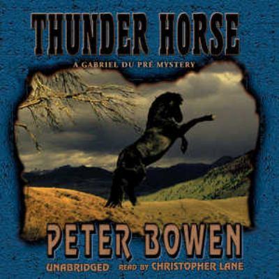 Thunder Horse 9780786188468