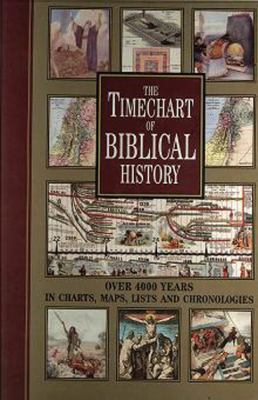 Timechart of Biblical History 9780785817536