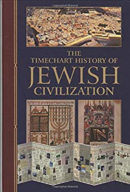 Timechart of Jewish Civilization 9780785819172