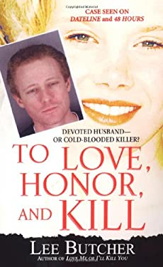 To Love, Honor, and Kill 9780786019083