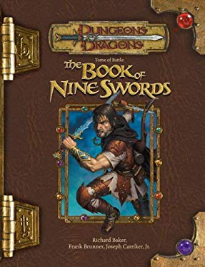 Tome of Battle: The Book of Nine Swords 9780786939220
