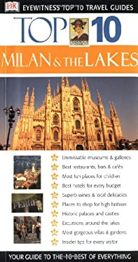 Top 10 Milan and the Lakes 9780789491954