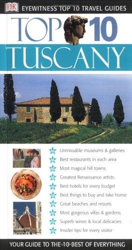 Top 10 Tuscany 9780789483522