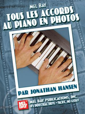 Tous les Accords Au Piano En Photos 9780786677641