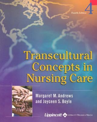 Transcultural Concepts in Nursing Care 9780781736800