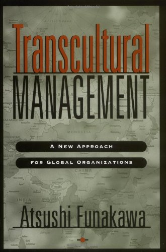 Transcultural Management: A New Approach for Global Organizations 9780787903237