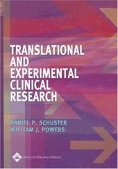 Translational and Experimental Clinical Research 3036380