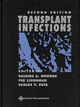 Transplant Infections 9780781739078