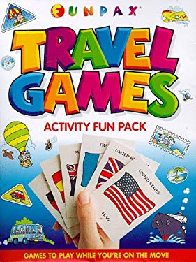 Travel Games: Activity Fun Pack [With Activity & Puzzle and Cards and Pencil] 9780789430045