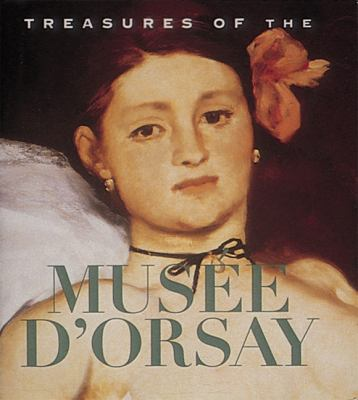 Treasures of the Musee D'Orsay 9780789204080
