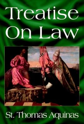 Treatise on Law 9780786102754