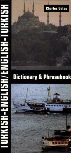 Turkish-English/English-Turkish Dictionary and Phrasebook 9780781809047