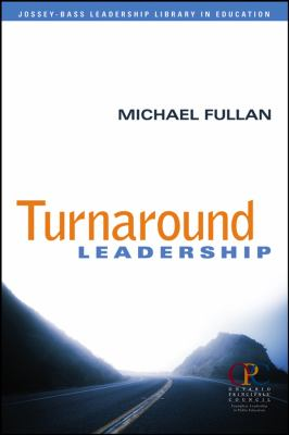 Turnaround Leadership 9780787969851