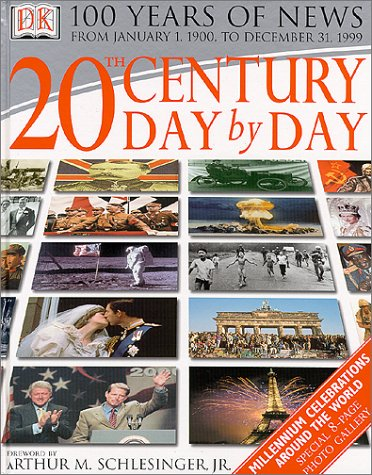 Twentieth Century Day by Day Revised 9780789468567
