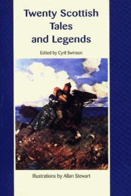 Twenty Scottish Tales and Legends 9780781807012