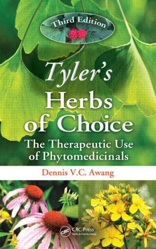 Tyler's Herbs of Choice: The Therapeutic Use of Phytomedicinals 9780789028099