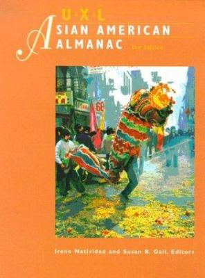 U.X.L Asian American Almanac 9780787675981