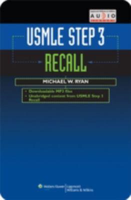 USMLE Step 3 Recall 9780781766586