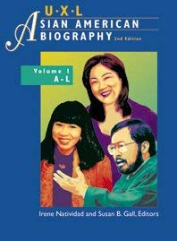 UXL Asian American Biography Set 9780787676018