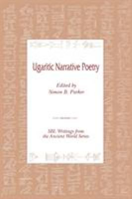 Ugaritic Narrative Poetry 9780788503375