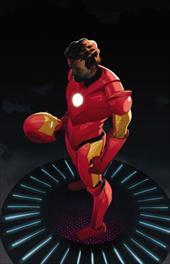 Ultimate Comics Iron Man 20224053