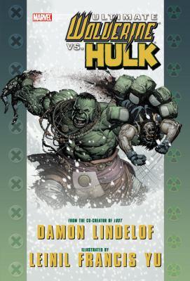 Ultimate Comics Wolverine vs. Hulk 9780785140139