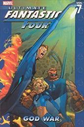 Ultimate Fantastic Four - Volume 7: God War 3052743
