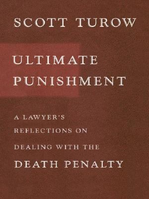 Ultimate Punishment: A Lawyer's Reflections on Dealing with the Death Penalty 9780786261314