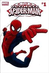 Marvel Universe Ultimate Spider-Man - Comic Reader 1 16455948
