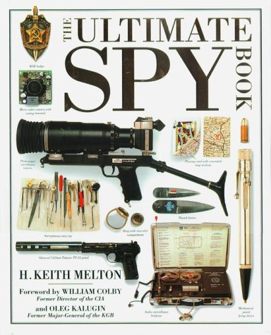 Ultimate Spy Book 9780789404435