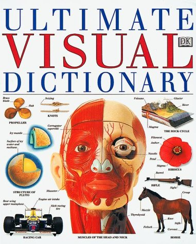 Ultimate Visual Dictionary 9780789428745