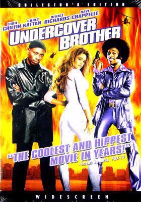 Undercover Brother 9780783274416