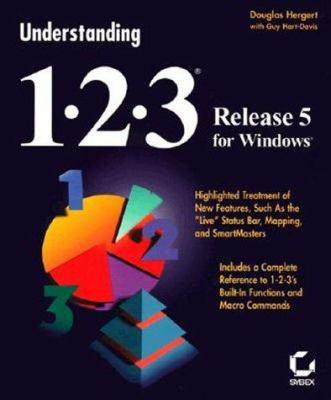 Understanding 1-2-3, Release 5, for Windows 9780782115796