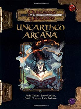 Unearthed Arcana 9780786931316