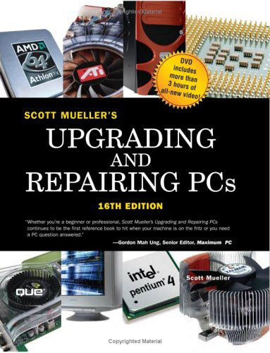 Upgrading and Repairing PCs 9780789731739