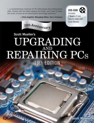 Upgrading and Repairing PCs [With DVD ROM] 9780789739544