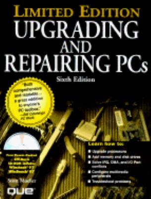 Upgrading and Repairing PCs with CD-ROM 9780789710536