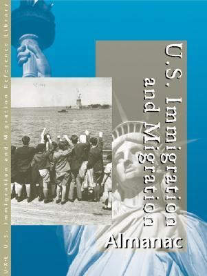 Us Immigration and Migration Reference Library 9780787675653