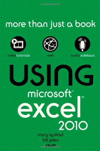 Using Microsoft Excel 2010 9780789742902