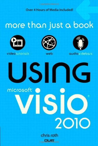 Using Microsoft VISIO 2010 9780789742971