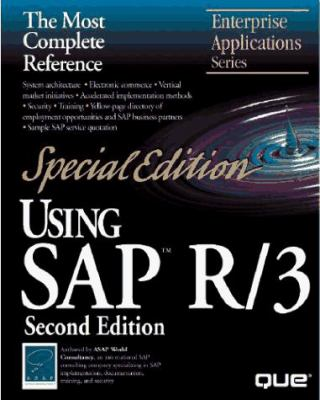 Using SAP R/3 9780789713513