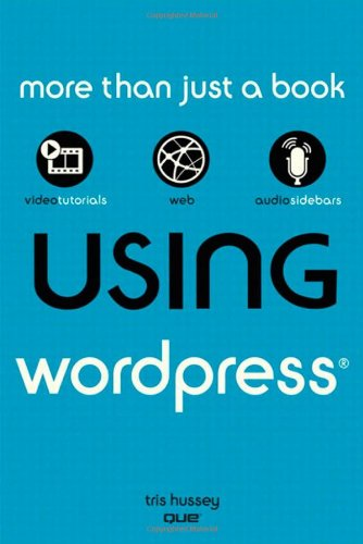 Using Wordpress 9780789746344