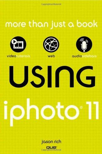 Using iPhoto '11 9780789747945