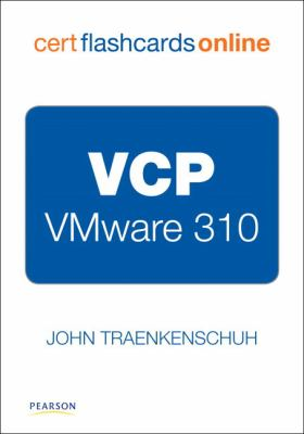 Vcp Vmware 310 Cert Flash Cards Online, Retail Packaged Version 9780789742148