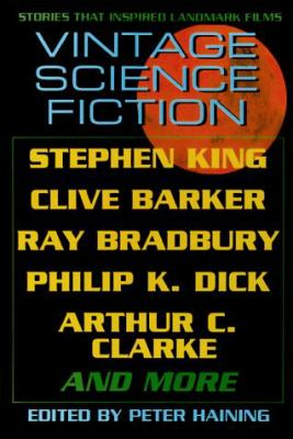 Vintage Science Fiction: Stories Inspired by Landmark Films 9780786706471