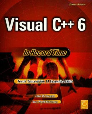 Visual C++ 6 in Record Time 9780782123166