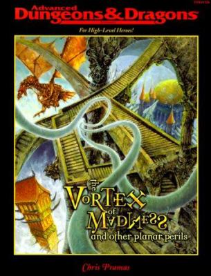 Vortex of Madness and Other Planar Perils 9780786913268